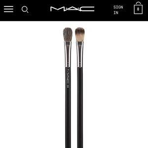 NEW! MAC 234 Split Fibre Eye Blending Brush